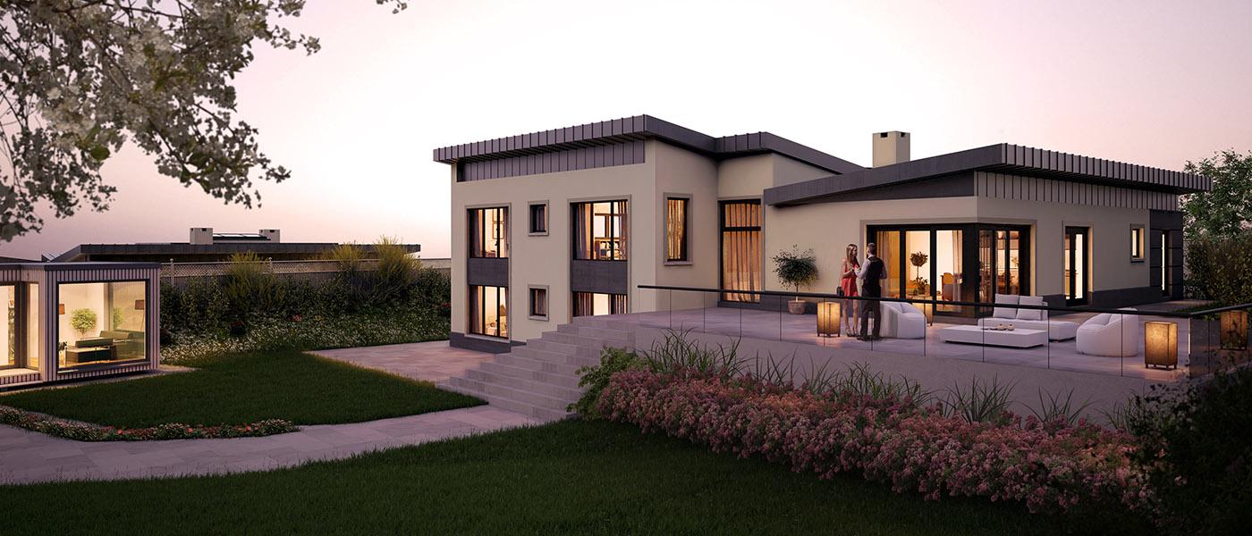 3D Design Bureau - Architectural Rendering