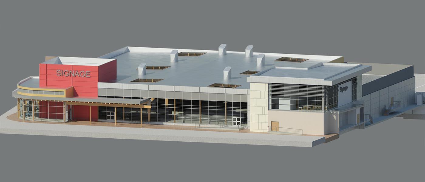 3D Design Bureau, Scan to BIM