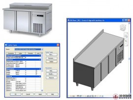 Case Study, BIM Components