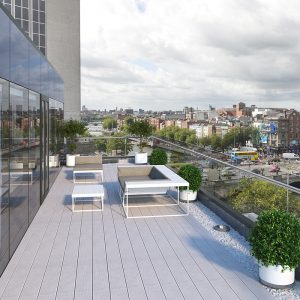 Architectural Montages, Commercial Development - Dublin
