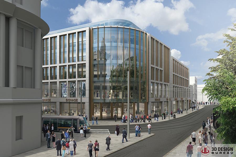 Rbtt news bureau of abd architects created the design of the