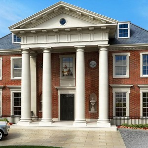 Architectural Rendering, Luxury Residence, London