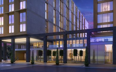3D Design Bureau, Portfolios, Architectural Rendering