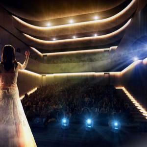 BIM 3D Visualisation, 3D Visualisation, Concert Hall, New York