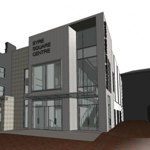 CAD to BIM, Commercial Development, Galway