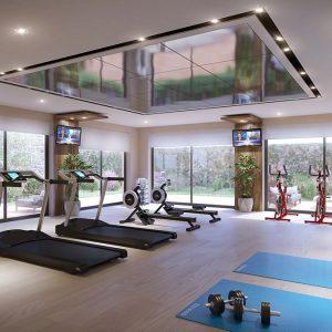 3D Design Bureau, Interior Rendering, Residential