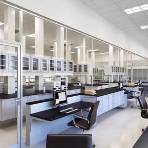 Interior Rendering, Laboratory, Cork