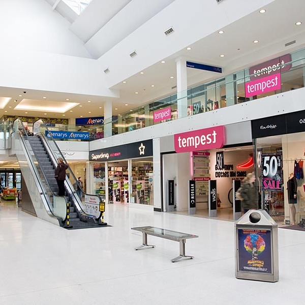 Photo Retouch, Shopping Mall