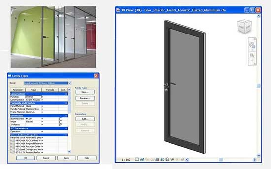 Portfolios, Building Components to BIM