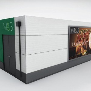 Product Animation, M&S Retail Unit