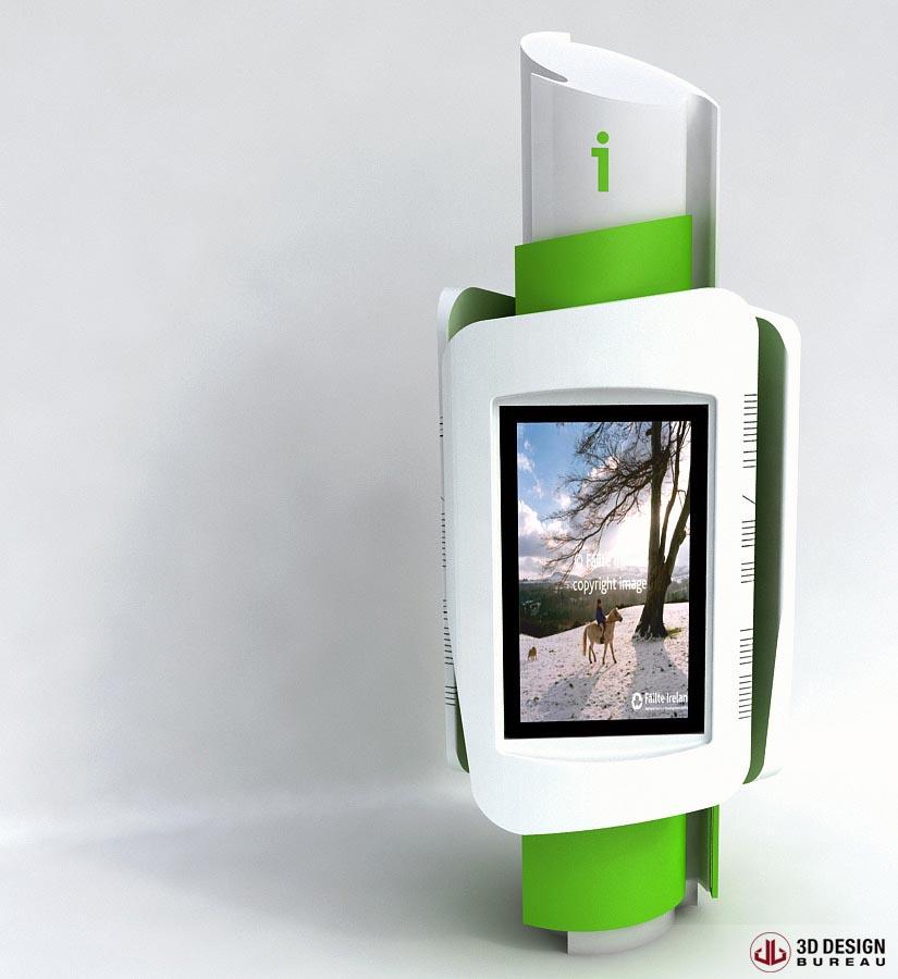 3d design bureau product rendering portfolio