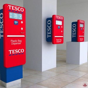 Product Rendering, Tesco