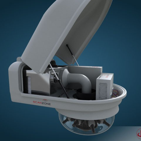 3D Design Bureau, Product Rendering, Scanzone