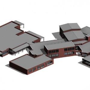 Scan to BIM, BIM Model, School, Liverpool