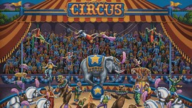 Blog, The Recession Has One Big Circus!