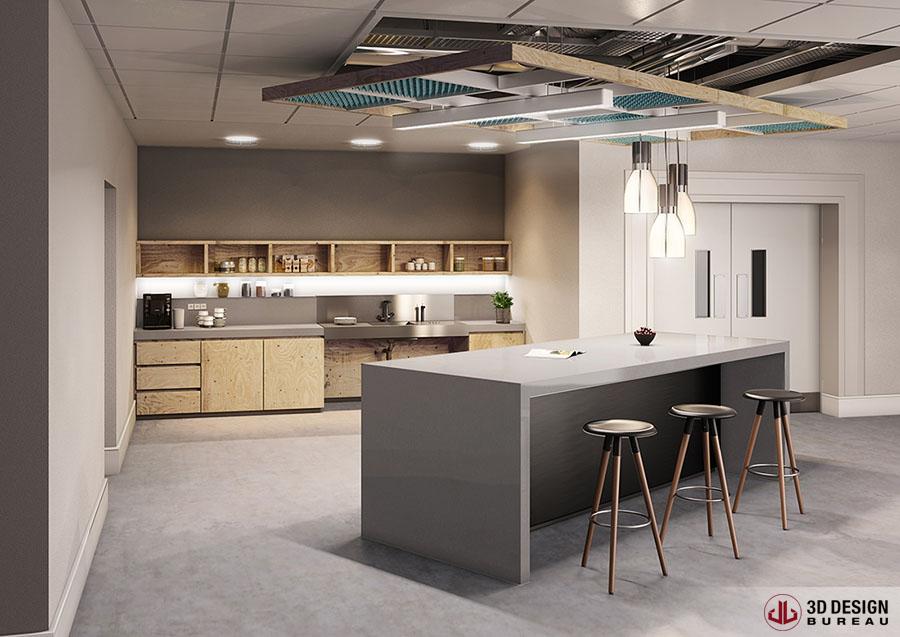 3d design bureau cgi s help refine interior design. Black Bedroom Furniture Sets. Home Design Ideas
