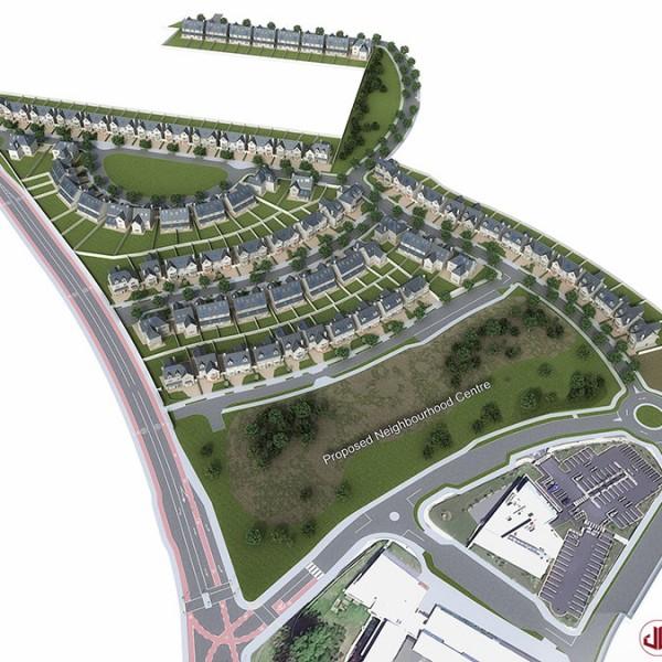 3D Plans - Residential Development