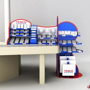 Product Rendering - Supermarket