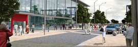 3D Design Bureau, Case Study, Tesco SuperStore Liffey Valley Phase 2