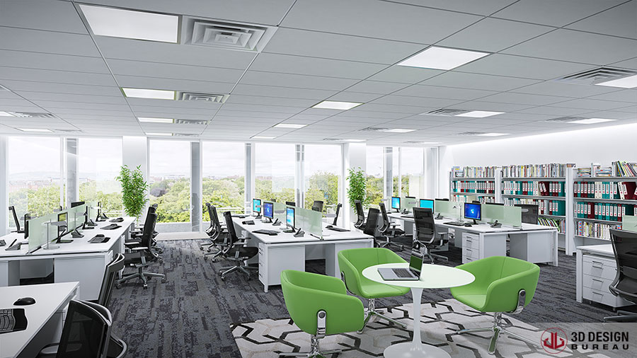 3d design bureau news u2013 office development on st.stephens green