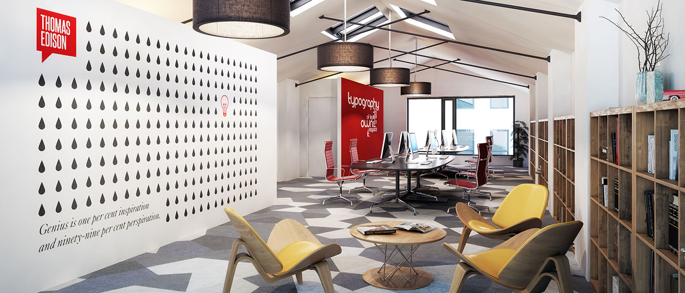 3D Design Bureau - Interior Rendering