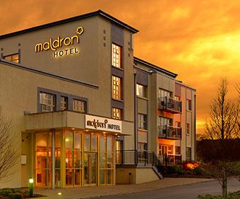 3d design bureau dalata to build new 8 1m maldron hotel for Design hotel dublin