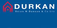 Brian M Durkan