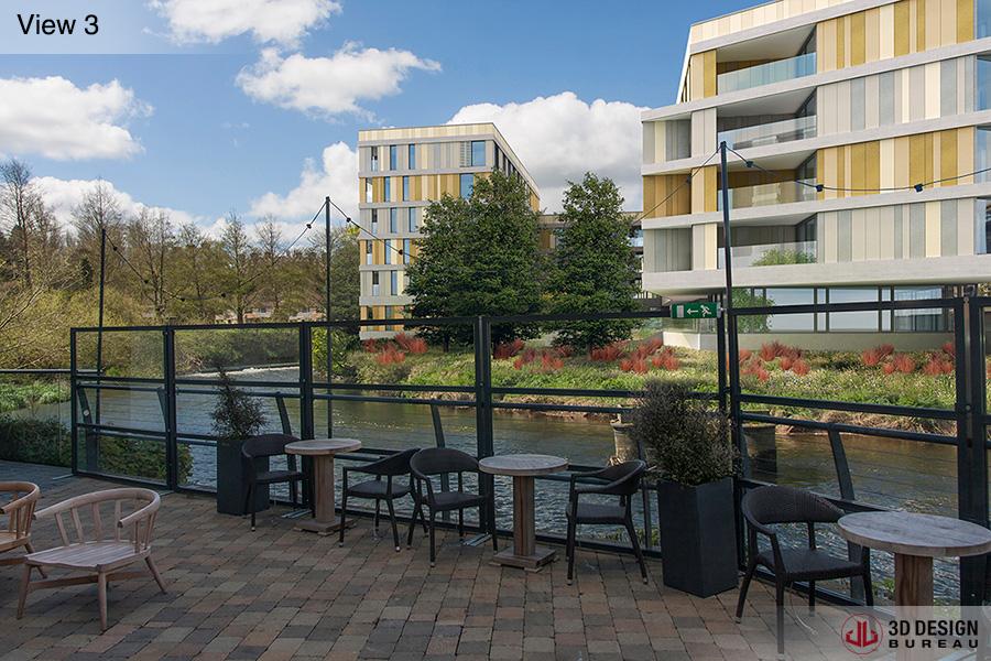 photomontage 3d design bureau news cork welcomes 205 bedroom student accommodation scheme photomontage