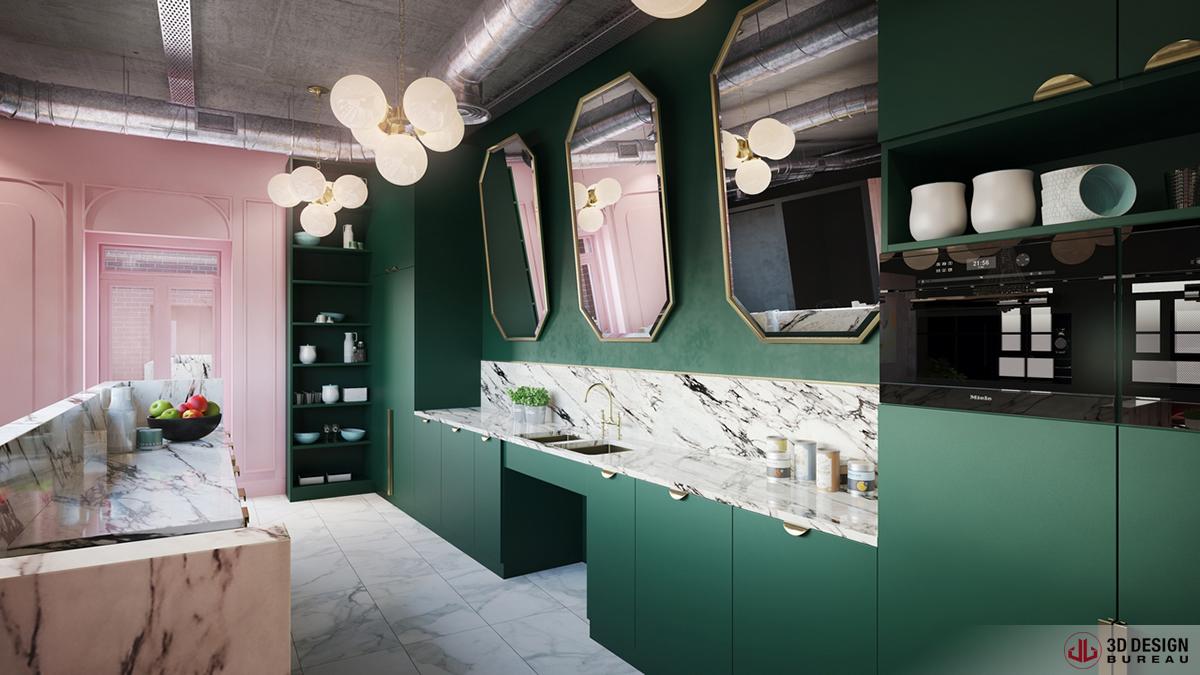 3d Design Bureau Innovative Co Working Spaces Land In Dublin City Centre