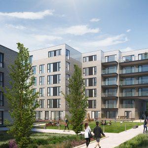 3D Design Bureau, News, Residential Scheme