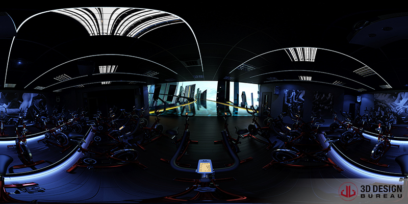 Virtual Reallity - Westwood Gyms