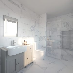 Interior Rendering, Residential