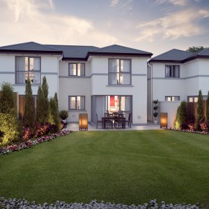 Architectural Rendering, Residential