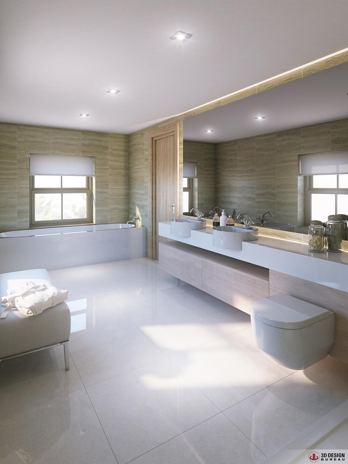 3d design bureau interior rendering residential. Black Bedroom Furniture Sets. Home Design Ideas