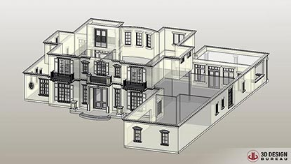 Case Study, CAD and Revit Collaboration