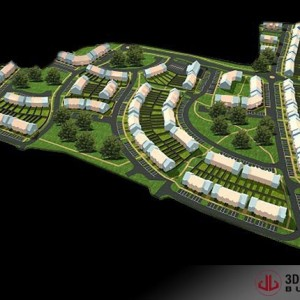 3D Plans, Residential Development