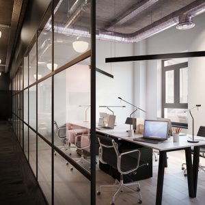 Interior Architectural Animation - Iconic Offices