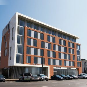 Architectural Montages, Commercial Development