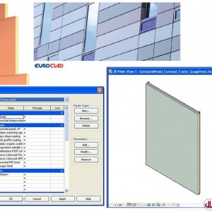 Building Components to BIM, Panel