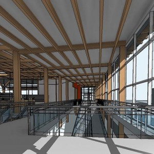 CAD to BIM, Retail Development, Ireland