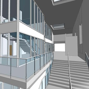 CAD to BIM, Commercial Development, Ireland