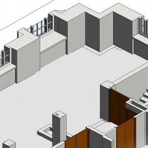 CAD to BIM, Office Development, UK