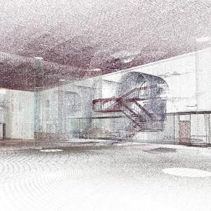 Scan to BIM, Point Cloud, Gallery, Abu Dhabi