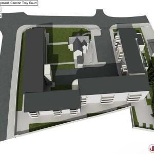 Shadow Study, Proposed Residential Development, Ireland