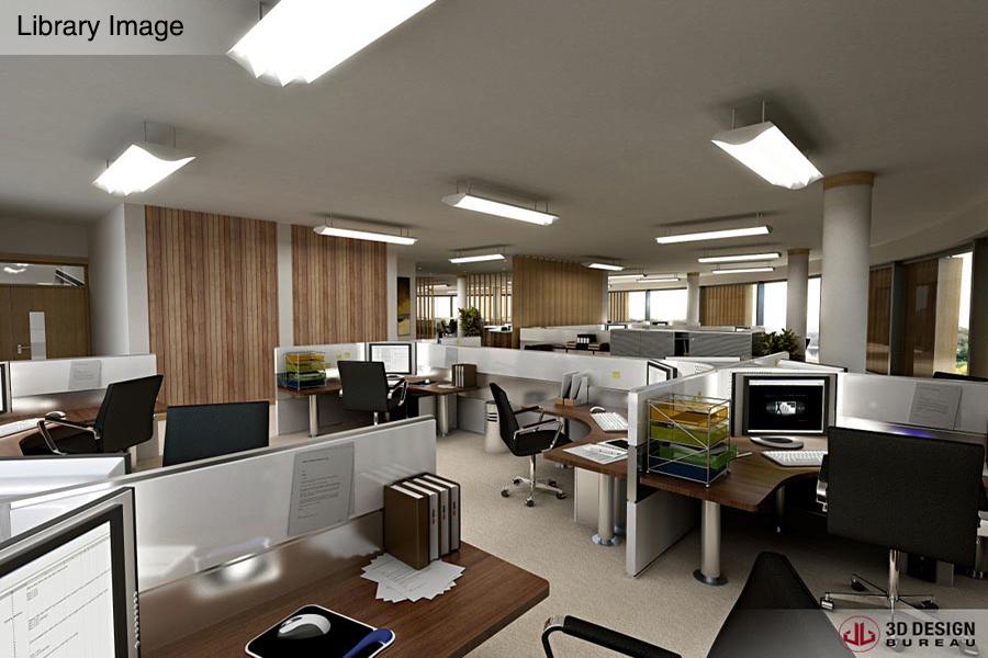 D design bureau go ahead received for multiple cgis for high