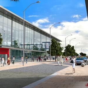 3D Design Bureau, Case Study, Tesco SuperStore Liffey Valley Phase 2