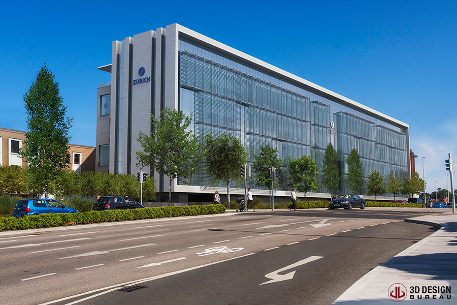 D design bureau planning granted for enterprise house