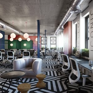 3D Design Bureau, News, Interior Render